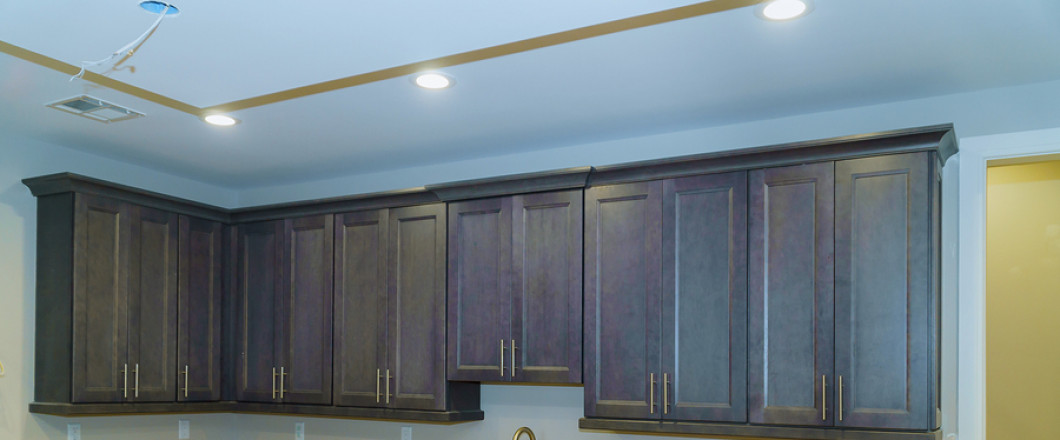 COLE CABINETS OF CASPER OFFERS... CABINET DESIGN - CABINET INSTALLATION - CABINET REFINISHING SERVICES